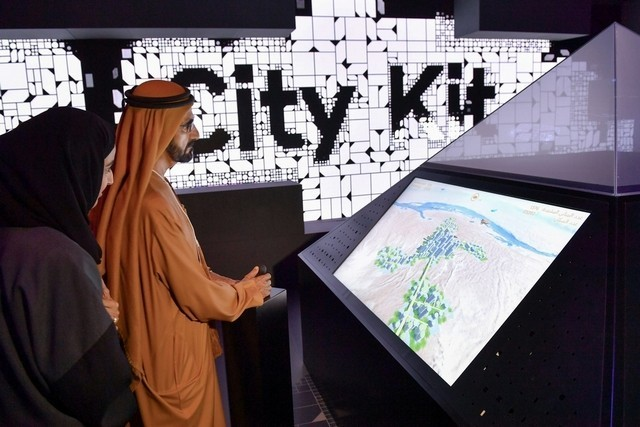 Dubai Future Foundation His Highness Sheikh Mohammed bin Rashid Al Maktoum, Vice President and Prime Minister of the UAE and Ruler of Dubai, inaugurated the Museum of the Future installation at the 5th annual World Government Summit, which took place in Dubai on February 12-14, 2017.