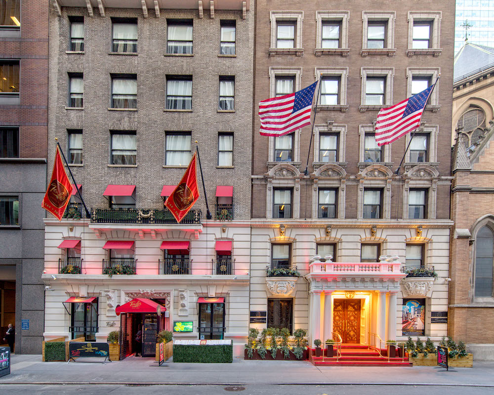 Review: Sanctuary Hotel – New York, NY