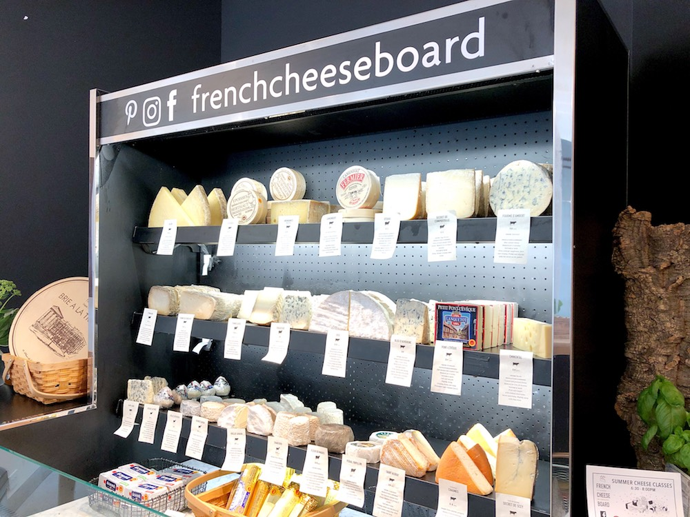 A Trip to the French Cheese Board in SoHo, NYC