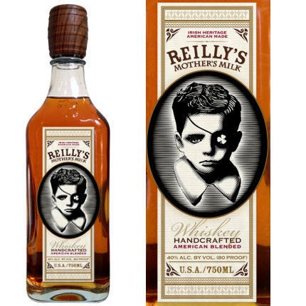 Reilly's Mother's Milk Whiskey