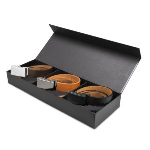 Mission Belt - Italian Fine Grain Leather