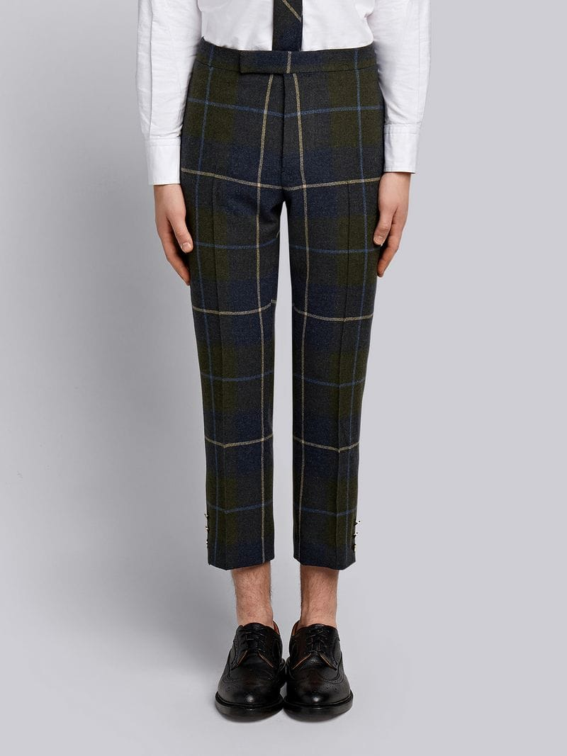thom-browne-pintuck-large-buffalo-tartan-check-slim-fit-wool-trouser