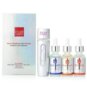 PUR energizer ™ Nano Solutions Skin Infuser Kit