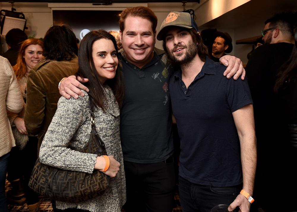 Jenna Leigh Green, Joel Michaely, and Robert Schwartzman