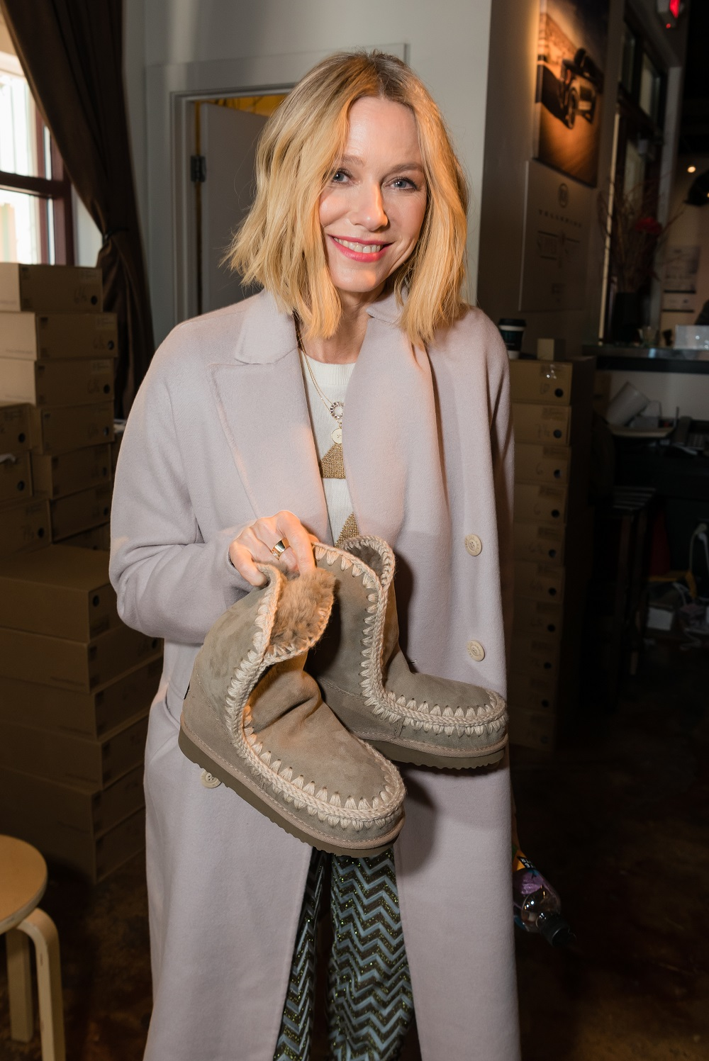Celebrities Spotted at the Kia Telluride Supper Suite During Sundance – Gallery