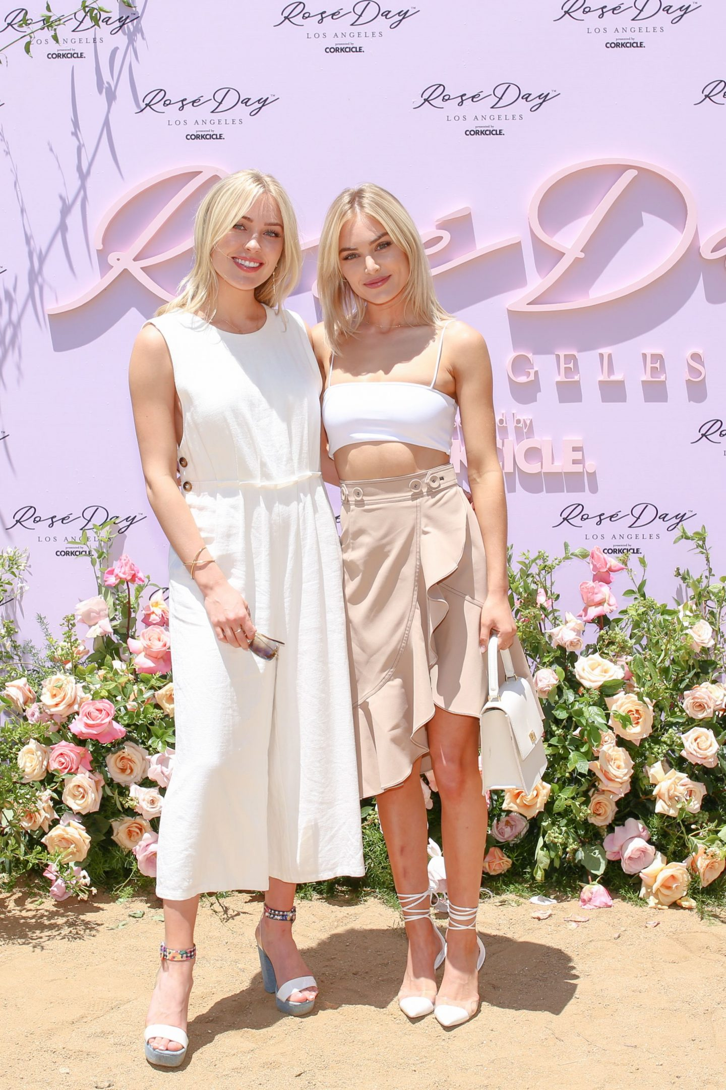 """The Stars Come Out To Celebrate """"Rosé Day L.A. presented by Corkcicle"""" At Exclusive Malibu Event"""