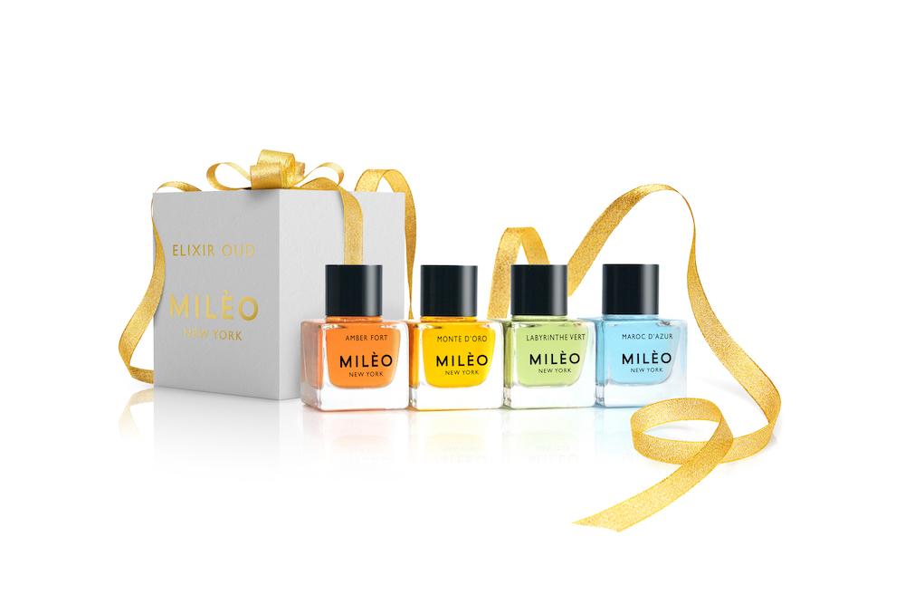 Mileo New York Elixir Oud Skincare