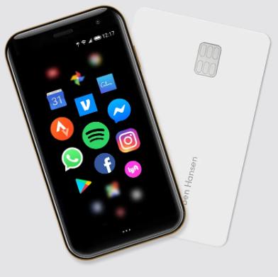 The Palm Phone