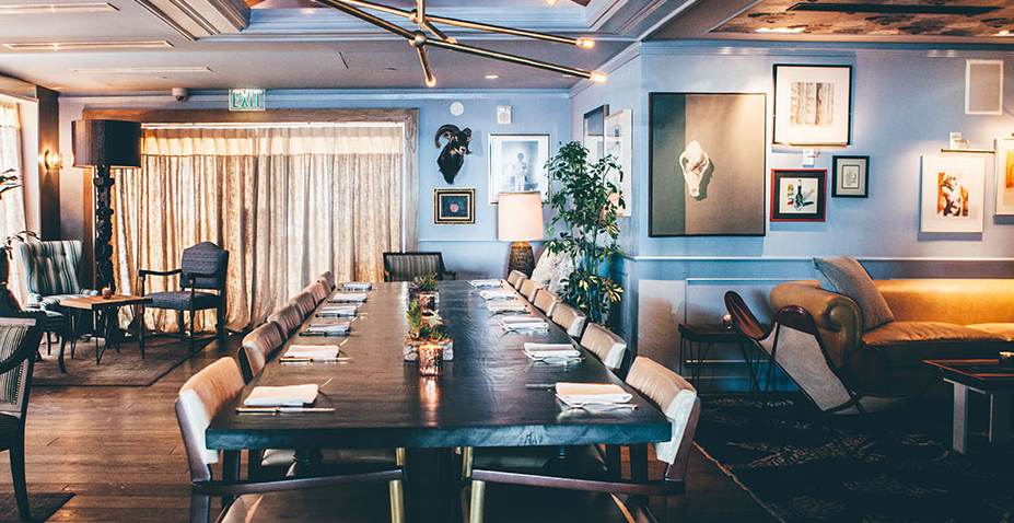 Ivory on Sunset Dining and Lounge